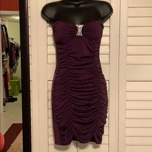 Skin tight sexy party dress